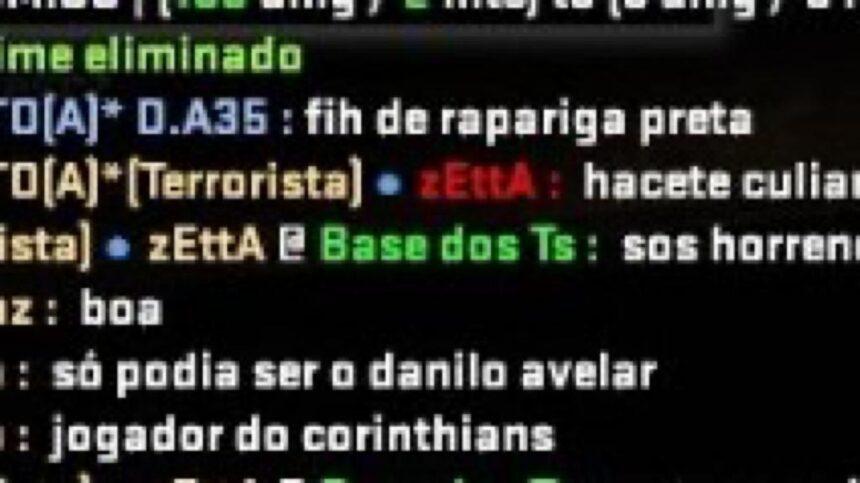 """Danilo Avelar, do Corinthians, admite ter cometido ato racista em jogo online: """"Me envergonho"""""""