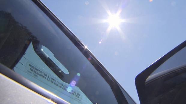 Lytton, B.C. just broke the record for hottest temperature ever recorded in Canada