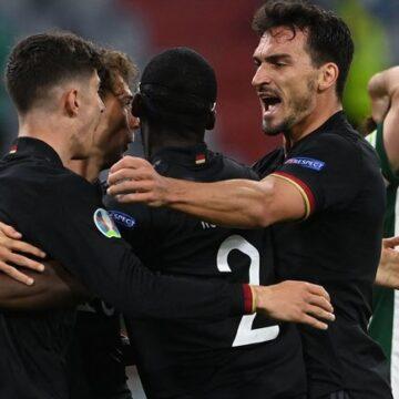 Евро-2020: расписание матчей 1/8 финала 29 июня. Англия — Германия, Швеция — Украина