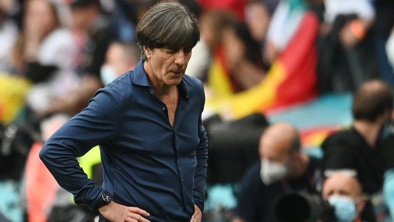 Не Король Лев. Англия отправила Германию домой с Евро-2020