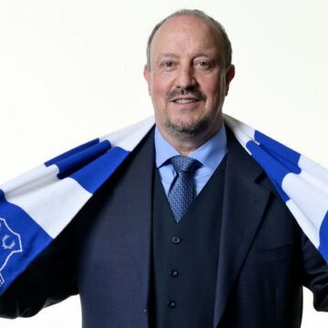 Everton new manager LIVE