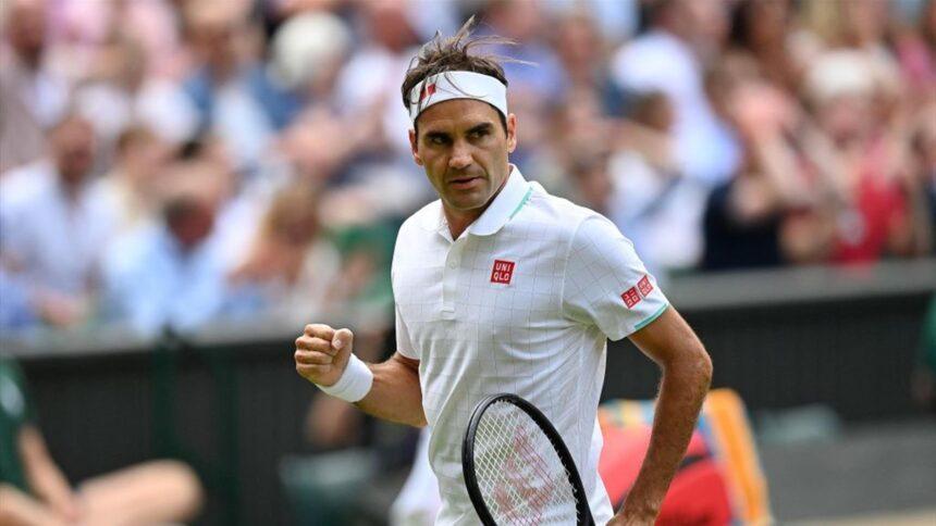 Wimbledon : Roger Federer bat Richard Gasquet au 2e tour en trois sets (7-6, 6-1, 6-4)