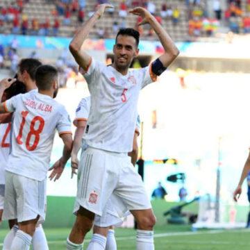 Испанцы и итальянцы встретятся в полуфинале Евро-2020
