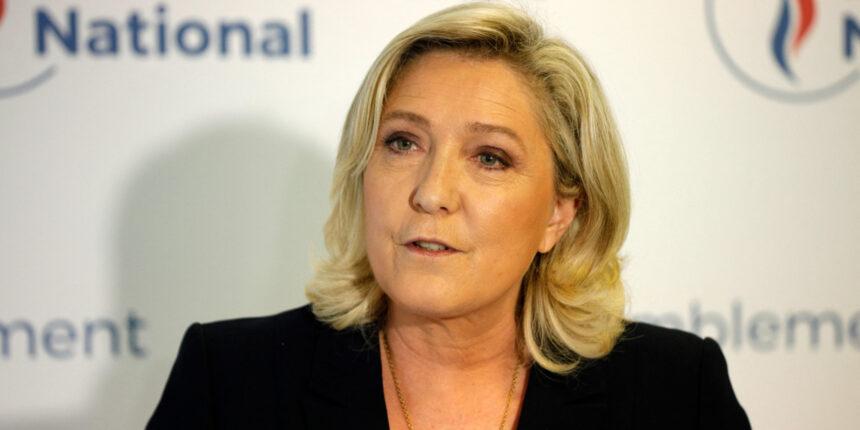 À Hénin-Beaumont, Marine Le Pen ne fait pas l'unanimité pour représenter le RN en 2022