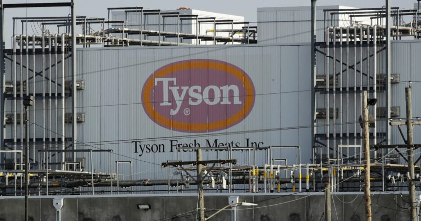 Nearly 8.5 million pounds of Tyson chicken recalled due to Listeria concerns