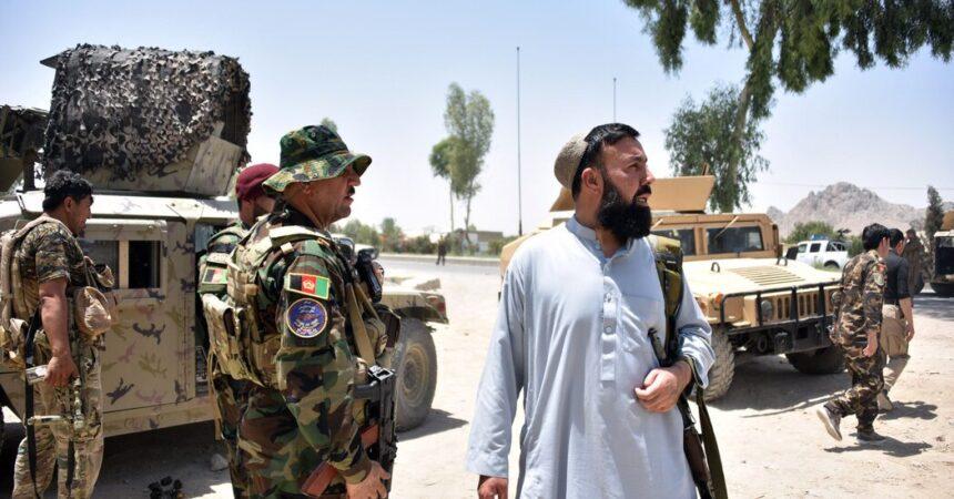 Taliban Enter Kandahar City and Seize Border Posts
