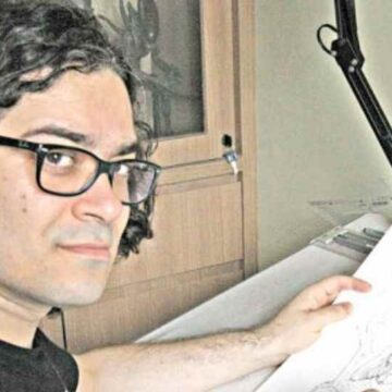 Robson Rocha, quadrinista brasileiro da DC, morre aos 41 anos