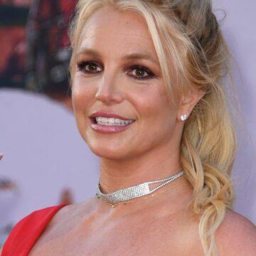 """""""On avance"""": Britney Spears célèbre sa première victoire dans son combat pour faire lever sa tutelle"""