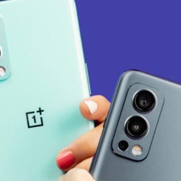 OnePlus toont betaalbare telefoon OnePlus Nord 2 met vier camera's
