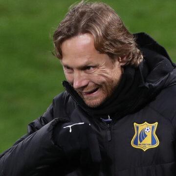 Валерий Карпин назначен новым главным тренером сборной России по совместительству