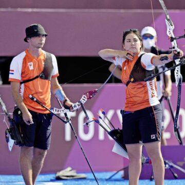 TeamNL wint eerste olympische medaille, kleur nog onbekend