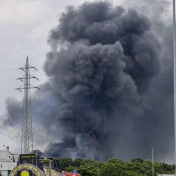 Allemagne : à Leverkusen, une explosion sur un site d'entreprises chimiques fait un mort et plusieurs blessés