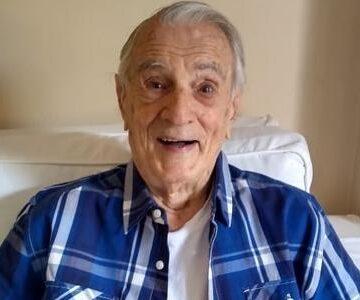 Orlando Drummond, o Seu Peru da 'Escolinha', morre aos 101 anos