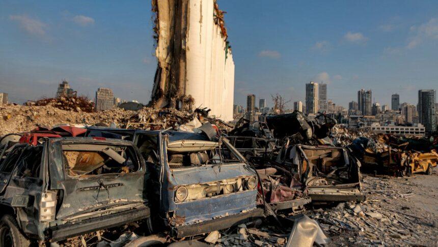 Jahrestag der Explosion in Beirut: Frankreich, Deutschland und die USA versprechen massive Finanzhilfe für den Libanon