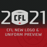 The New CFL Team Logos and Uniforms for 2021