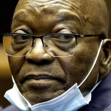 Jacob Zuma admitted to hospital on Friday for 'medical observation'