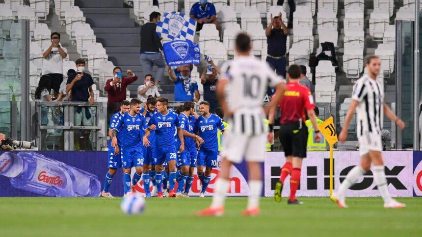 Juventus begint tijdperk zonder Ronaldo met pijnlijke nederlaag