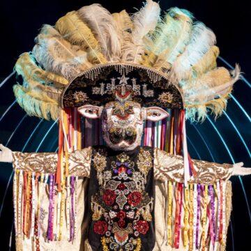 Quem é o Boi-Bumbá do Masked Singer? Pistas indicam cantor que traiu mulher