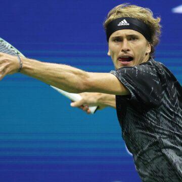 US Open: Alexander Zverev dreht Match gegen Jack Sock und erreicht Achtelfinale