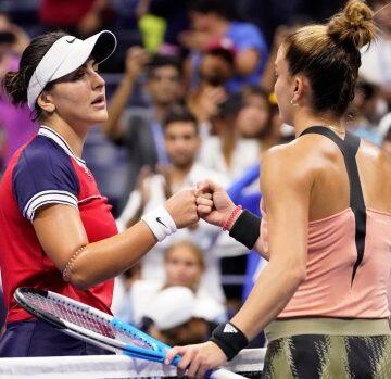 Bianca Andreescu Maria Sakkari US Open