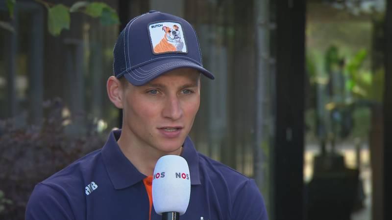 Hoe is het met 'vraagteken' Van der Poel? 'Hoop rol te spelen in de finale'