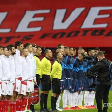 Россия — Словакия: счет на табло красивый. А о качестве футбола поговорим в другой раз