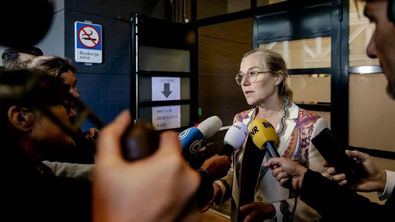 Bedreiger Kaag beschaamd na indringend betoog D66-leider in rechtbank