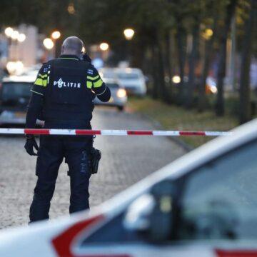 Schietgeweld in Bergen op Zoom: slachtoffer zwaargewond op straat