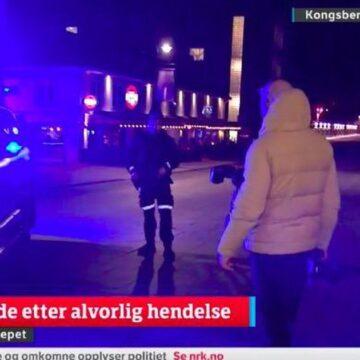 Man schiet met pijl en boog vijf mensen dood in Noorwegen, Deense verdachte opgepakt