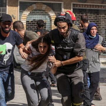 Nach Gefechten in Beirut: Angst vor neuem Bürgerkrieg im Libanon