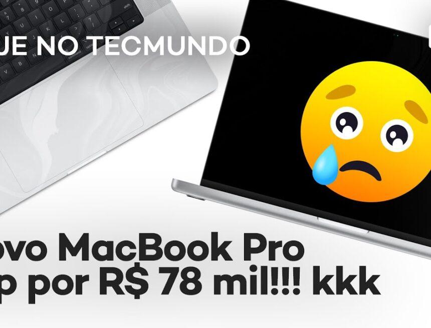 Atento é hackeada! Novos Apple MacBooks no precinho daora