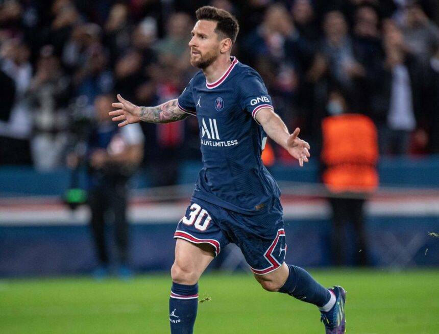 Messi bezorgt PSG zege op Leipzig, Sporting verslaat Besiktas in poule Ajax