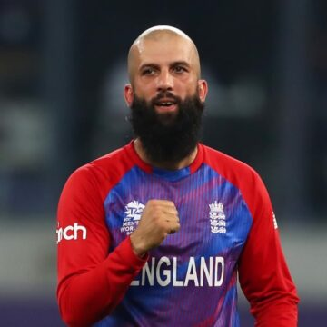 Moeen Ali steps up to prove all-round value as England make emphatic start to T20 World Cup